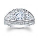 LADY'S DIAMOND ALL OCCASION RING